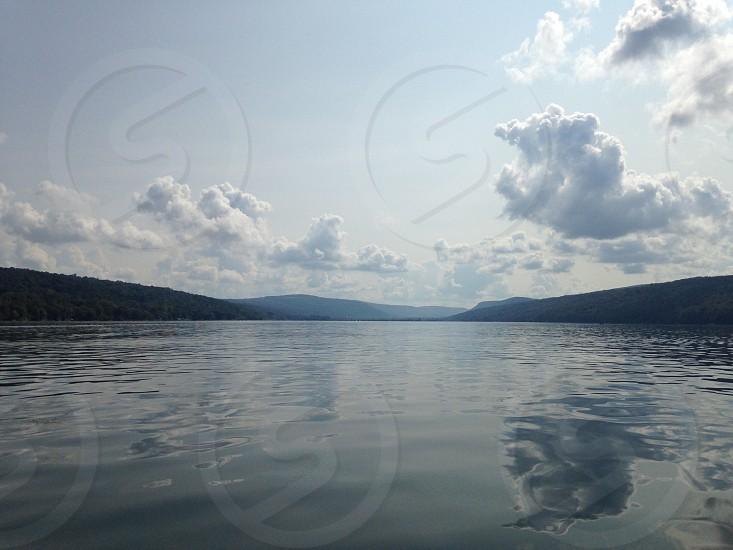 Lake Otisco NY photo