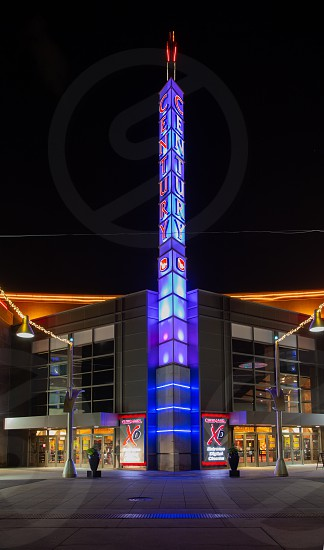 Century Cinema at Bel Mar shopping center Lakewood Colorado USA  photo