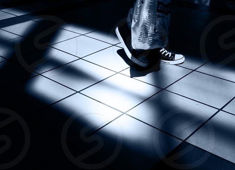 black converse chuck taylor photo