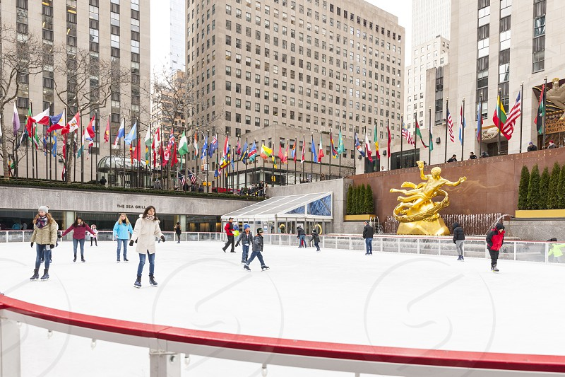 Rockefeller Center and Midtown West photo