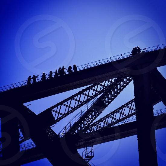 Sydney Bridge Climb photo