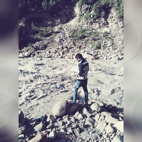 #Gangotri_national_park #Ganges_river. 😀 photo