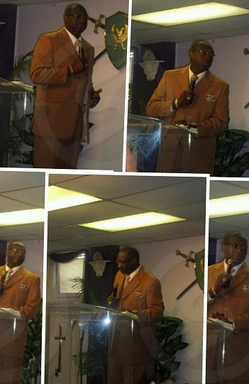 PREACHING photo