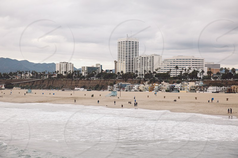Santa Monica State Beach photo