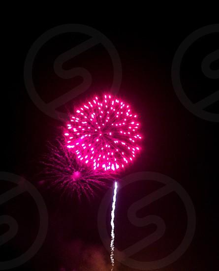 Fireworks.  photo