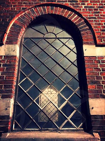 Old window - Chapelle St.Fiacre photo
