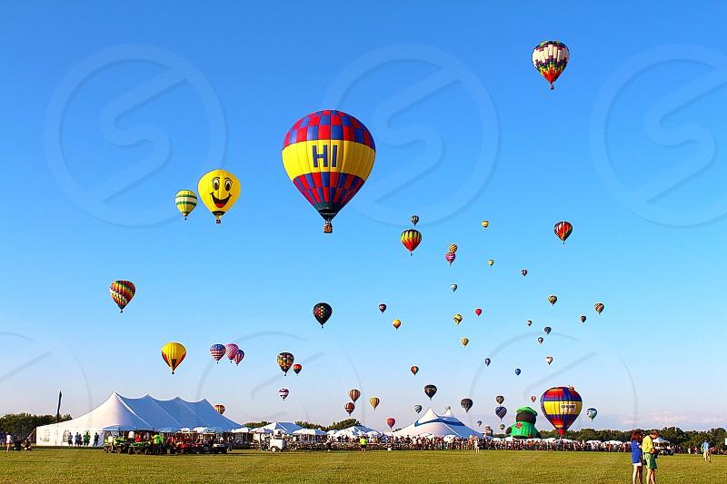 Balloon Festival NJ photo