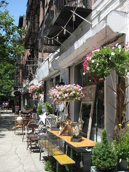 East Village NYC photo