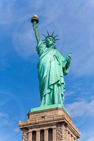 Liberty Statue New York American Symbol USA US photo
