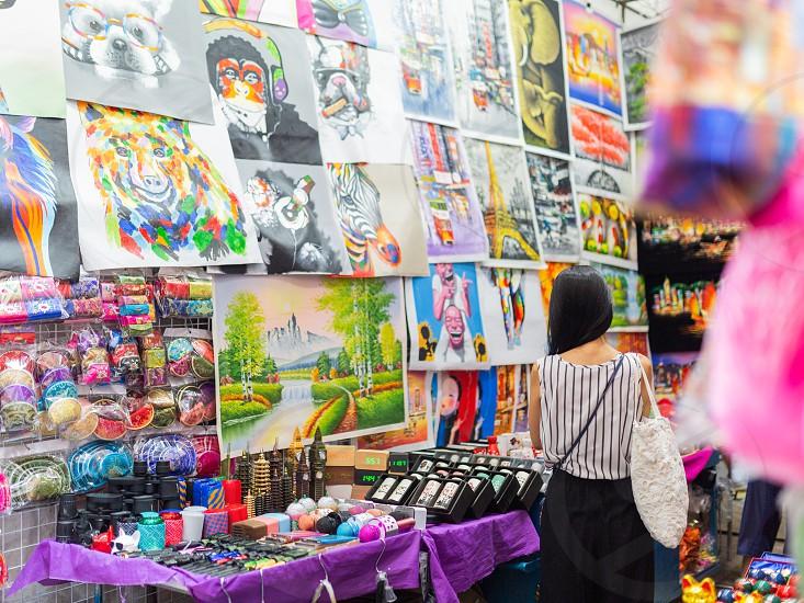 Hong Kong Ladies Market  photo