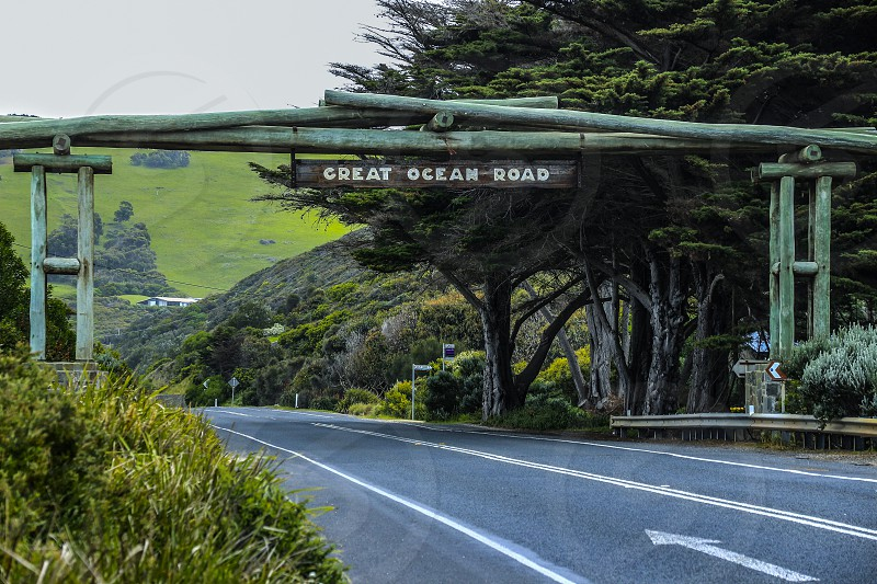 Great Ocean Road Australia photo