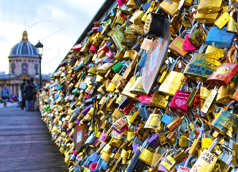 Pont des Arts  photo