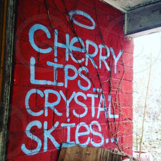 Abandoned Graffiti Empty  photo