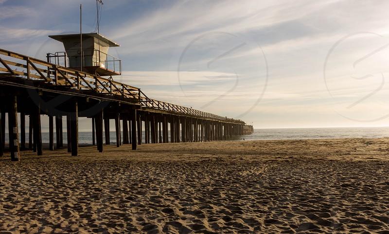 Santa Cruz Pier photo