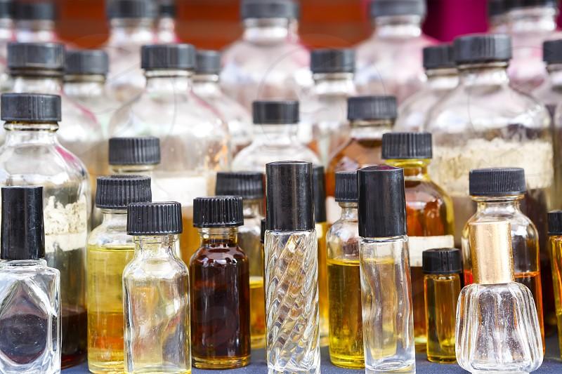 Essential Oil Bottles photo