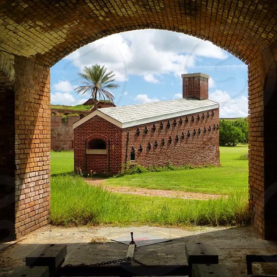 Fort Jefferson photo