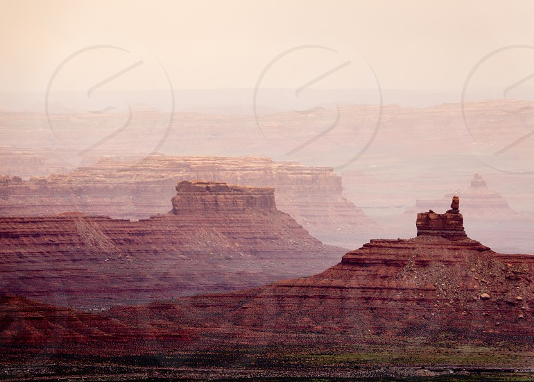 Valley of the Gods in Southern Utah photo