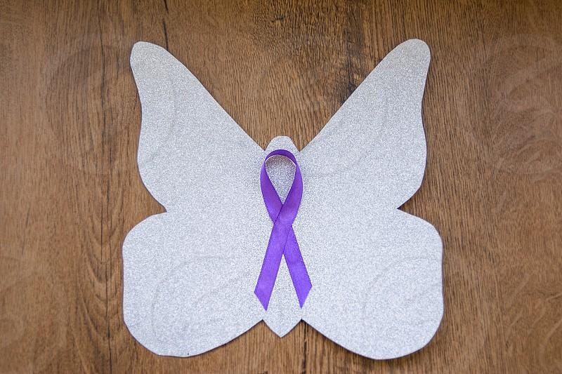 Ribbons awareness health photo
