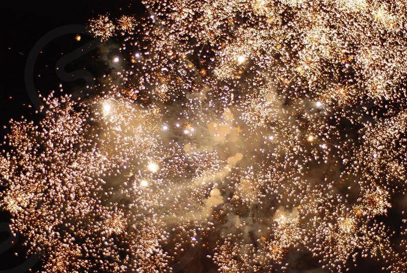 firework holiday celebration photo
