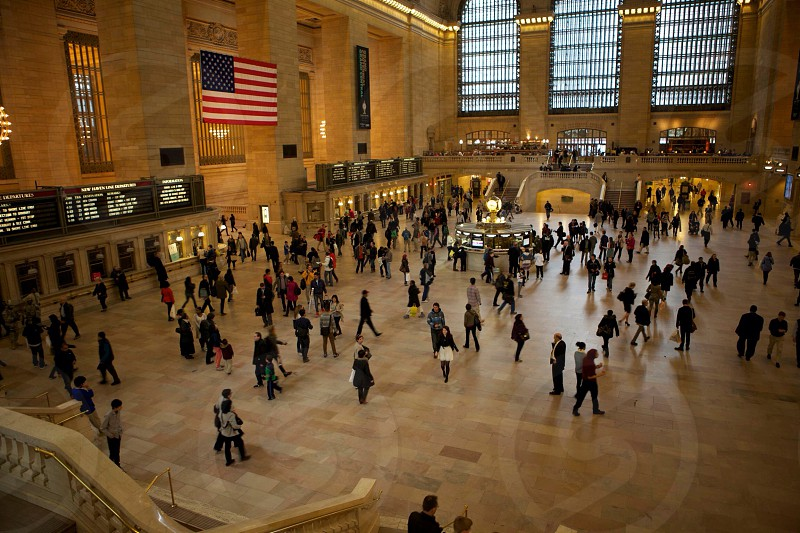 Grand central station  NYC  photo