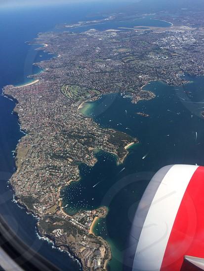 Ahh.. The land down under! Sydney Australia photo