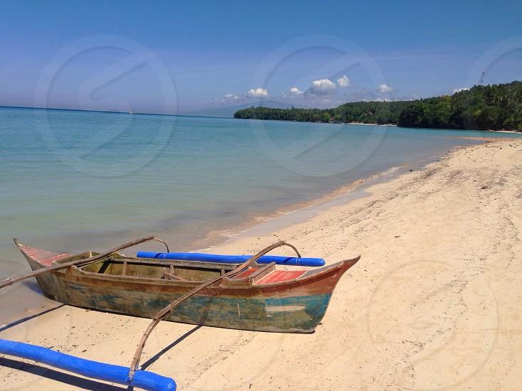 Gumasa beach Philippines photo