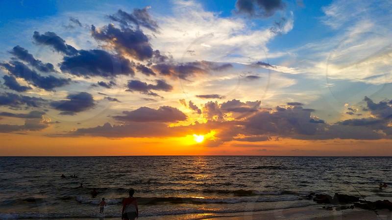Naples Beach photo