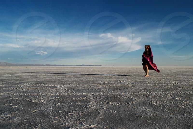 Salar de Uyuni - Bolivia photo