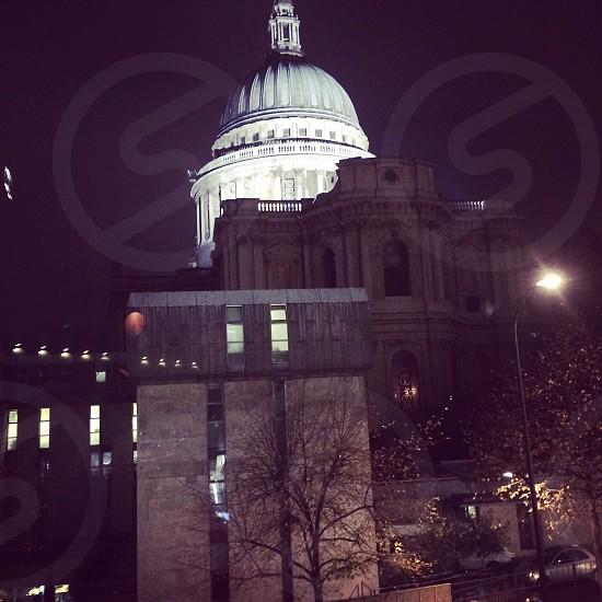 London. St Paul's. photo