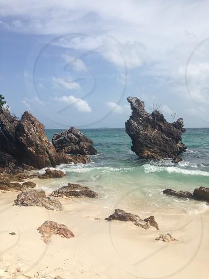 paradise found in thailand  photo