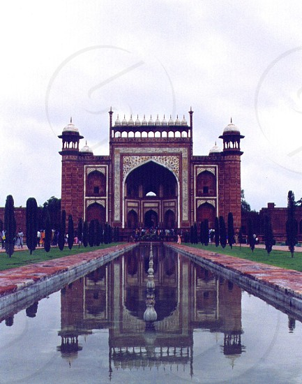 India - Agra - The Great Gateway photo