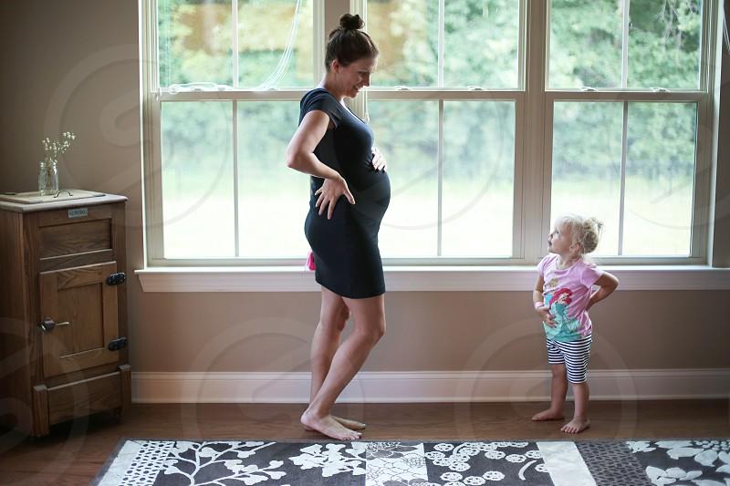 motherhood child maternity candid childhood photo