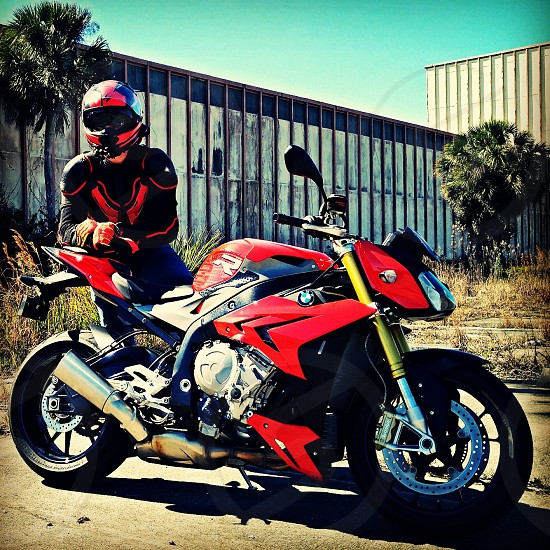 BMW s1000r Motorcycle photo
