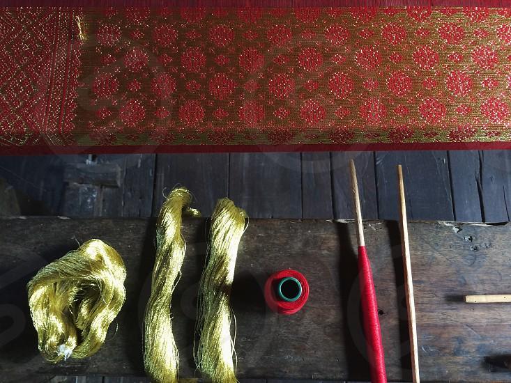 weaving traditional weaving handcraft photo