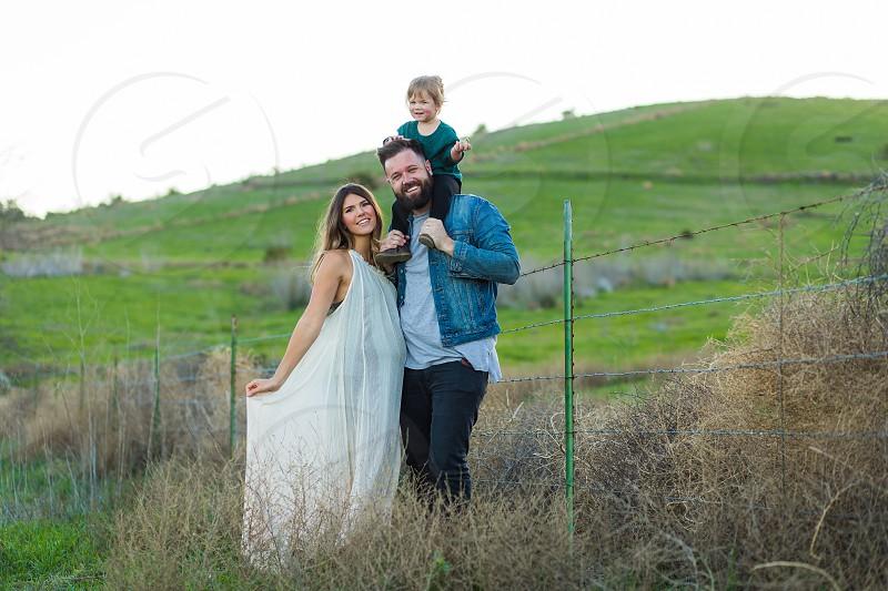 Nature family love photo