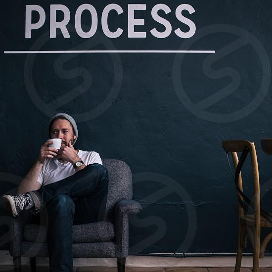 Process.  photo