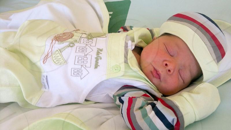 Nascimento. Bebê. photo