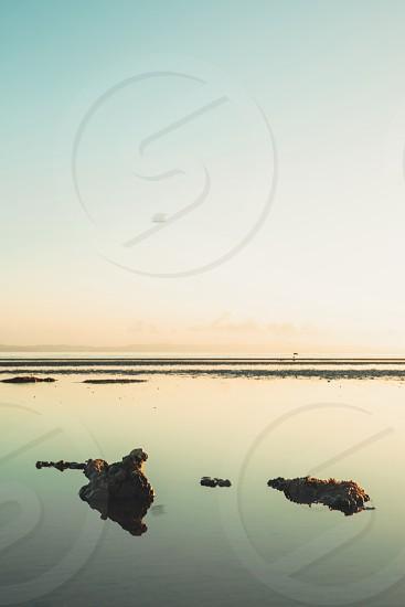 Sunrise captured in New Zealand w/ 5D Mark III photo