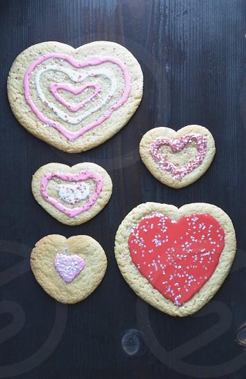 heart pies photo