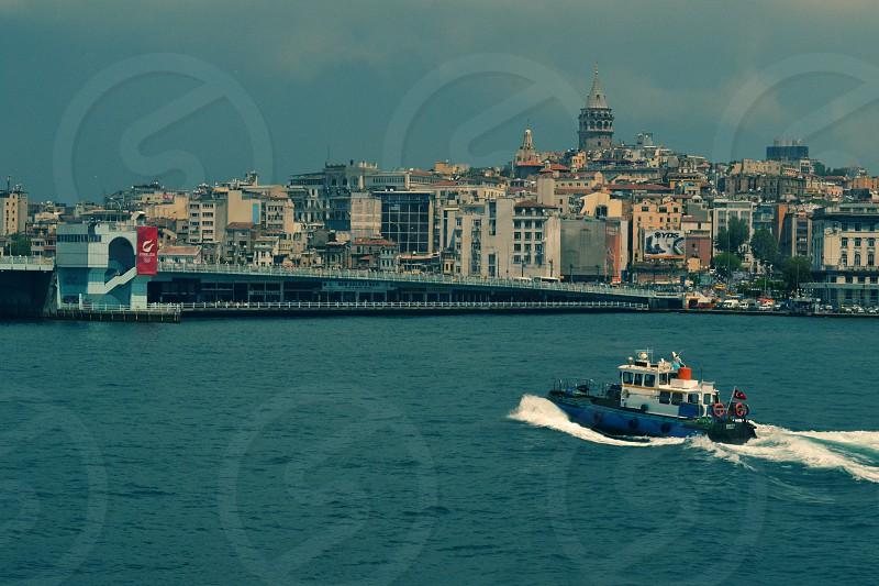 Boat Istanbul photo
