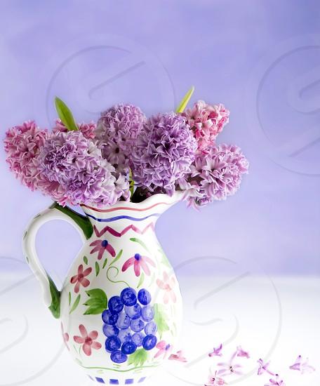 Spring Flower Arrangement photo