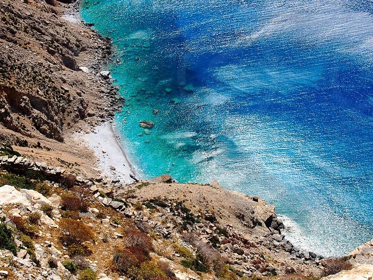The Big Blue (Amorgos) photo