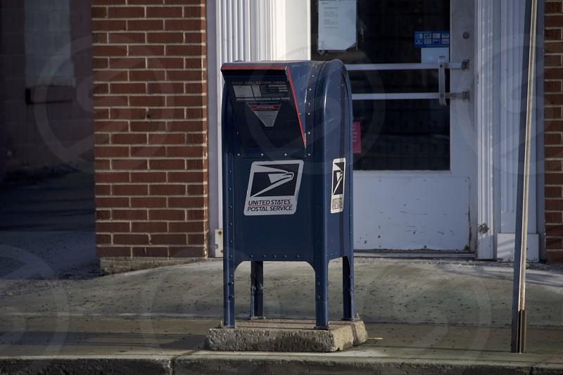 Post Office Matamoras Pike County Pennsylvania photo