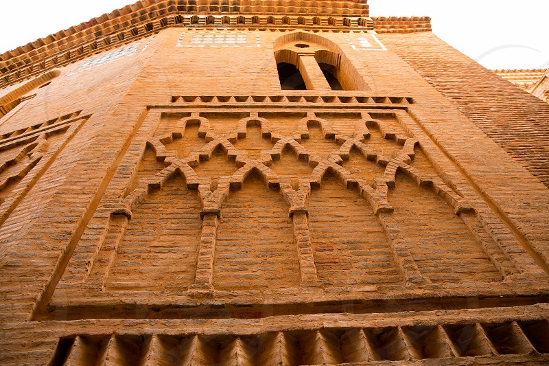 Aragon Teruel Los Amantes mausoleum in San Pedro Mudejar church Spain photo