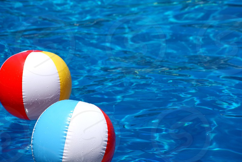 Pool day photo