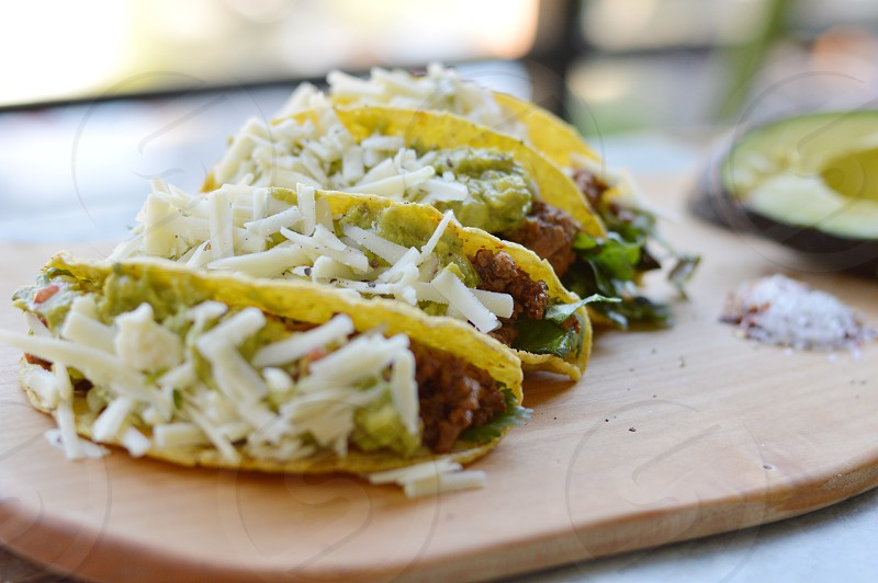 Tacos taco night comfort comfort food  photo