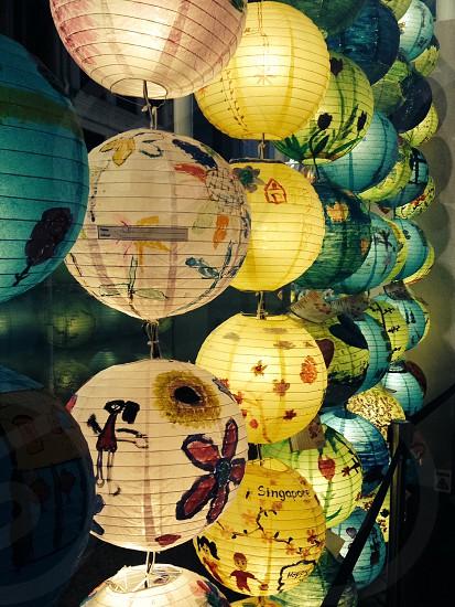 Chinatown Singapore photo