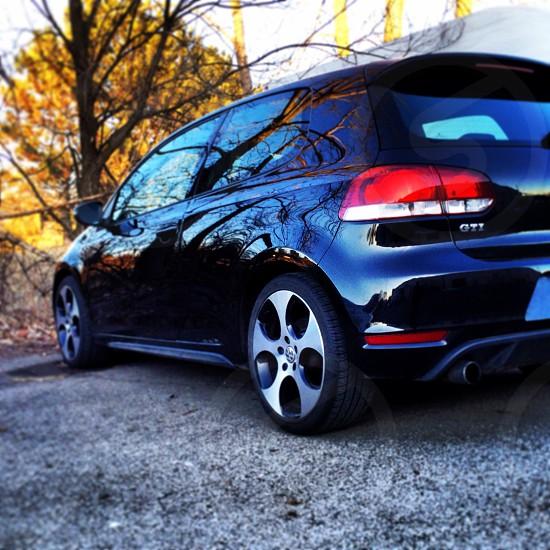 VW GTI photo