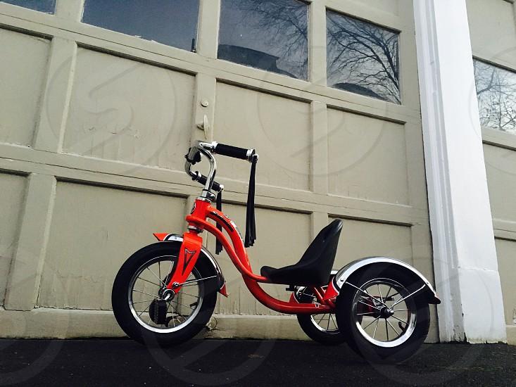 Schwinn tricycle photo