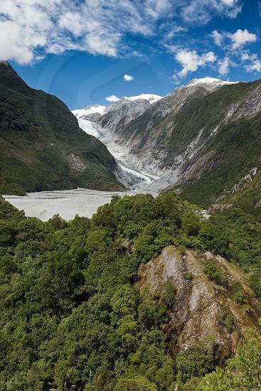 Franz Joseph Glacier photo